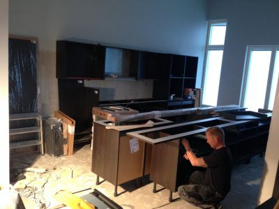 Montering / Asennus / Installation