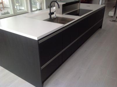 Ek / Tammi / Oak + Solid & Keramisk / Keraaminen / Ceramic + AEG & Gaggenau